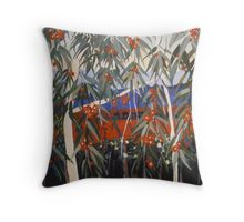 Dream Gum Flowers #1 Throw Pillow