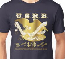 golden eagle by rogers bros Unisex T-Shirt