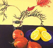 Onions and Lemons by Andrew  Pearson