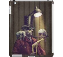 The Miniature Menagerie iPad Case/Skin