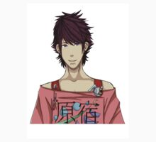 Harajuku Anime Boy Kids Clothes