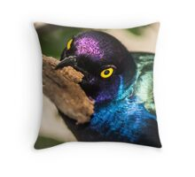 11514 starlit Throw Pillow