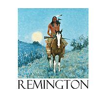 Frederic Remington: The Outlier Photographic Print