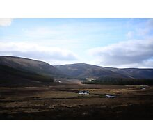 Tundra of Cairngorm Photographic Print
