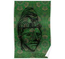 Maya Head 2003 Poster