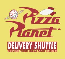 Pizza Planet by StephanieHertl