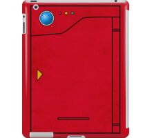 Pokedex Pokemon Design Dexter iPad Case/Skin