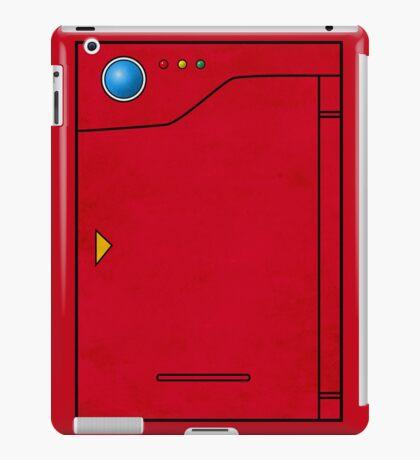 Pokedex Pokemon Design Dexter iPad Case/Skin