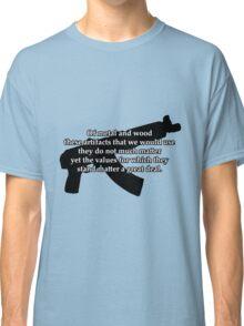AK-47 B&W Classic T-Shirt