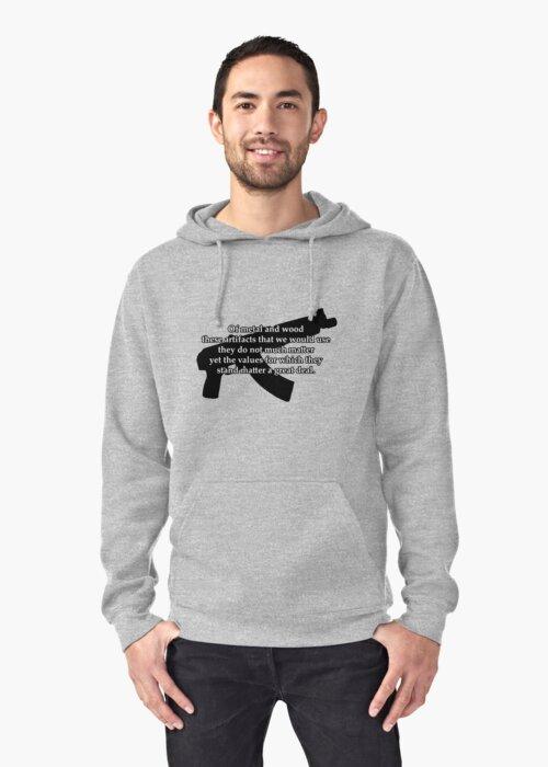 AK-47 B&W by breg2433