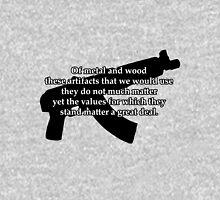 AK-47 B&W Hoodie