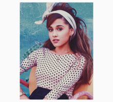 Ariana Grande Teen Vogue by valgreen92