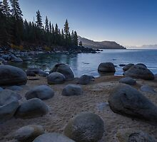 Morning at Secret Cove by Richard Thelen