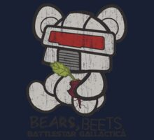 Bears Beets Battlestar Galactica Kids Clothes