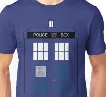 TARDIS Big Unisex T-Shirt