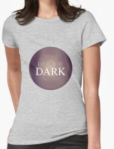 RIDDLES IN THE DARK Womens Fitted T-Shirt