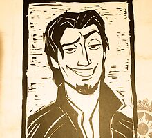 Wanted! Flynn Rider!  by Lexie  Ramos