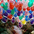 Disneyland Balloons! by Lexie  Ramos
