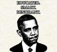 ObamaEducated Hoodie