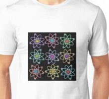 Atomic Structure Pattern Unisex T-Shirt