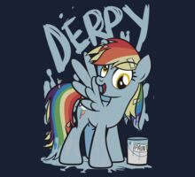 Derpy Dash (My Little Pony: Friendship is Magic) Kids Tee