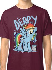 Derpy Dash (My Little Pony: Friendship is Magic) Classic T-Shirt