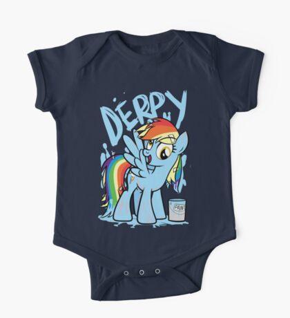 Derpy Dash (My Little Pony: Friendship is Magic) One Piece - Short Sleeve