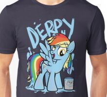 Derpy Dash (My Little Pony: Friendship is Magic) Unisex T-Shirt