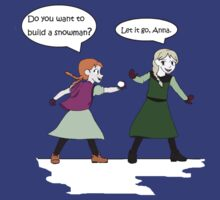 Let it go, Anna. by NargleSlayer