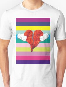 Kanye West 808s and heartbreaks T-Shirt