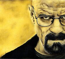Breaking Bad- Heisenberg by Tiffany Taimoorazy