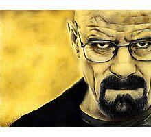 Breaking Bad- Heisenberg Photographic Print