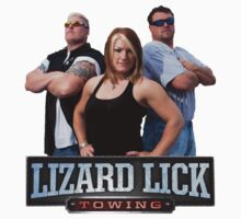 Lizard lick Welcome by LupaIngat