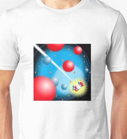 Splitting the Atom Unisex T-Shirt