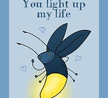 Love Bug - Firefly by GardenDragon