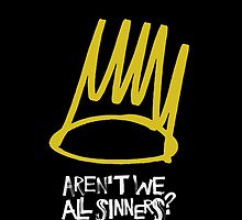 J Cole - Born Sinner by Gerrit 'Jey' Deschuyteneer