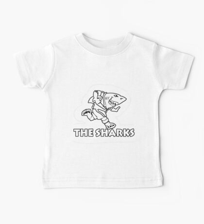 NATAL SHARKS FOR DARK SHIRTS SOUTH AFRICA RUGBY SUPER RUGBY  Baby Tee