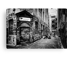 Youth Projects Canvas Print