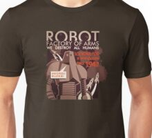 Asimov sucks Unisex T-Shirt