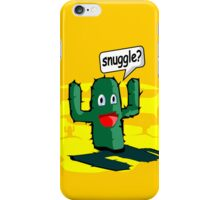 Snuggle iPhone Case/Skin