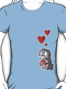 The Valentine Bunny T-Shirt