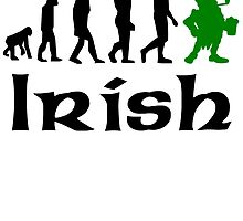 Irish Leprechaun Evolution by kwg2200