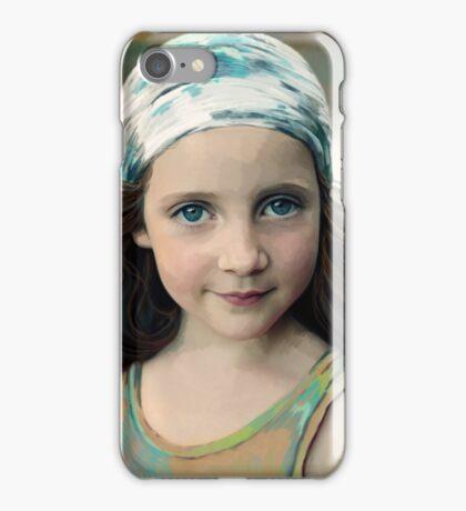 Dancer at Dusk iPhone Case/Skin