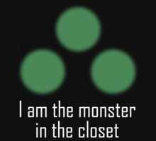I am the monster in the closet ~ Sam Fisher by RocketmanTees