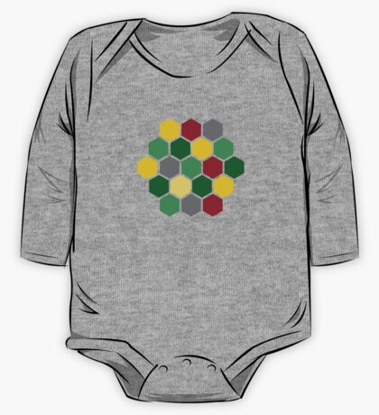 Minimalist Catan One Piece - Long Sleeve