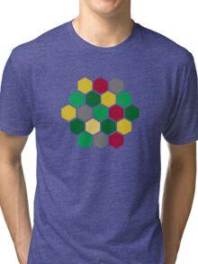 Minimalist Catan Tri-blend T-Shirt