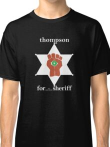 Hunter S Thompson, Gonzo Fist  Classic T-Shirt