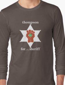 Hunter S Thompson, Gonzo Fist  Long Sleeve T-Shirt