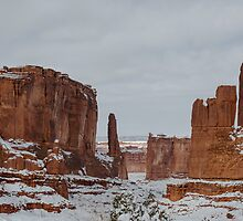 Arches Park Avenue by Mike Herdering