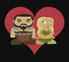 Dothraki Valentines  by SCoffin